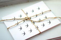 flight...postcard idea