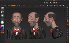 Concept zbrush