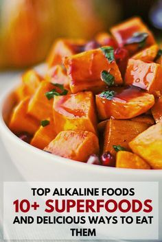 From boosting immunity to improving digestive health; alkaline diet does a lot!  Here are the top alkaline foods you must consider adding to your diet.