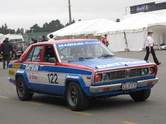 1980 Datsun 160J Stanza Race Car
