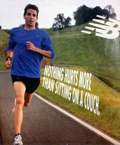 New Balance Nothing Hurts #fitness #inspiration
