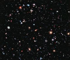 Pictured shows a sampling of some of the oldest galaxies ever seen, galaxies that formed just after the dark ages, 13 billion years ago, when the universe was only a few percent of its present age.