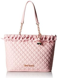 Betsey Johnson Family Ties Tote Bag, Blush, One Size Bets... https://www.amazon.com/dp/B01CSMB5MY/ref=cm_sw_r_pi_dp_3i1Exb0Z0JGAN