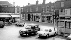 Rochford Square, c1965 - Francis Frith photo.