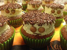 Ricetta Cupcake per Halloween