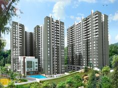 Sobha Forest View, a Prelaunch beautiful property rising at Off Kanakpura Main Road, South Bangalore by Best Builders 'Sobha Developers'. Forest View is a wonderful nature friendly standard … Apartments For Sale, City Apartments, Lake Ridge, Forest View, High Rise Building, Building Structure, New Property, Green Landscape
