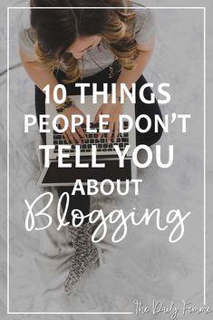 Blogging seems strai