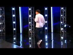 X Factor Uk 2011 - Luke Lucas (LEGENDADO PT)