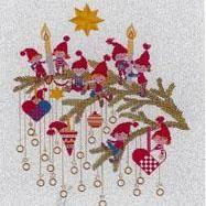 Julens Broderier - Strik og broderi - garn, kits og designs i Sommerfuglen