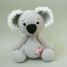 Koala bear crochet pattern