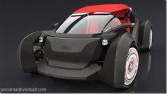 Imprimen el primer coche en 3D de la historia - http://panamadeverdad.com/2014/09/09/imprimen-el-primer-coche-en-3d-de-la-historia/