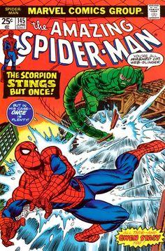 Amazing Spider-Man #145