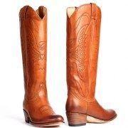 Sendra laarzen 8840 tang boots cognac