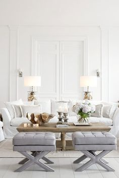 This is beautiful! #white #gray www.cabinetsanddesigns.net