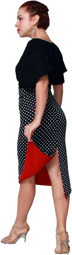 Selalma firma Tango la falda