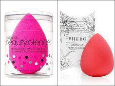 Esponja de maquiagem para finalizar todos os cantinhos. | 40 versões mais baratas de produtos de beleza que viraram hit