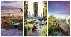 Aranżujemy: 9 pomysłów na ogród na dachu #OGRÓD NA DACHY #DACH #OGRÓD #INSPIRACJE #POMYSŁY