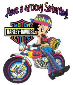 Have a Groovy Saturday