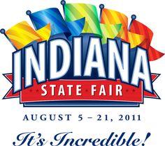 2011 Indiana State Fair logo