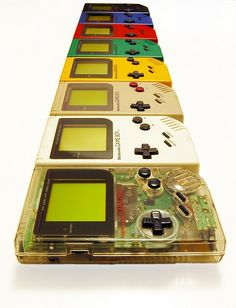 I have never owned an original Game Boy. I got a Game Boy Color for Pokemon but not the original. That needs to change.