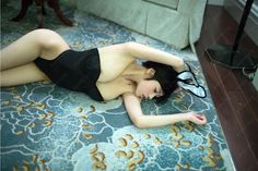 [TuiGirl] 推女郎 第59期 短发玲珑上海野模Lina丰润胴体艺术人体写真 2015.08.29   Sexy Chinese   Sexy Girl