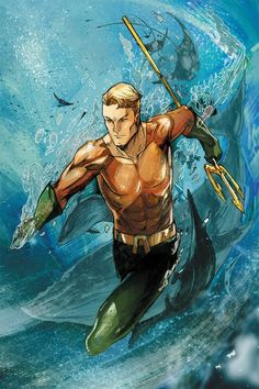 Aquaman by Peter v Nguyen