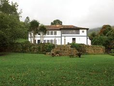 """Fazenda Santa Clara, onde foi gravada a novela """"Terra Nostra"""" da Rede Globo."""
