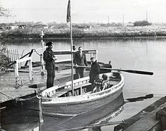 Irlam Boat Ferry 1967