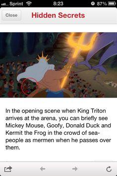 Mind blown. Disney does it again