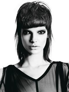 Hair: Jake Unger @HOB Salons Photography: John Rawson Make-up: Lan Nguyen - Grealis Stylist: Ozzy Shah