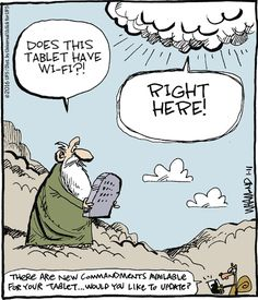 "Does this tablet have Wi-Fi?...    ""Reality Check"" by Dave Whammond;  1/11/16   ...prayer..."