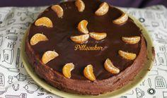 Pillecukor ♥: Gesztenyés, mandarinos csokitorta (glutén-és laktózmentes…