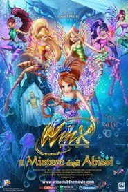 Mozicsillag Winx Club The Mystery Of The Abyss 2014 Teljes Film Magyarul A Magyar Filmok 2019 Release Winx Club Bloom Winx Club Club Poster