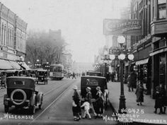 Downtown Wausau, Wisconsin -  Marathon County Historical Society