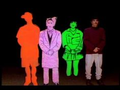 """Information Society - """"Walking Away"""" [Official Music Video]"""