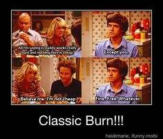 that 70's show- ERIC FOREMAN
