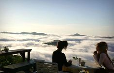 JAPAN – Unkai Terrace (Sea of Clouds), Naka-tomamu, Shimukappu, Yūfutsu district, Kamikawa subprefecture, Hokkaido Island. It's located on the slopes of Mt. Tomamu and access is by cable car. https://www.google.ca/maps/place/Unkai+Terrace/@43.0770745,142.5638727,13z/data=!4m5!3m4!1s0x5f736120eb89915f:0xc3bf447ff8ae39ff!8m2!3d43.0770745!4d142.5988916?hl=en-CA
