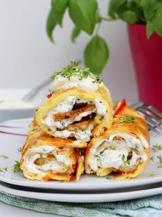 ᐅ Ofenpfannkuchen mit Feta und Gemüse I Christinas Fitlife – Rezepte Oven pancakes with feta and vegetables 2 Veggie Recipes, Cooking Recipes, Healthy Recipes, Crepes And Waffles, Oven Pancakes, Food Crush, Easy Casserole Recipes, Soul Food, Feta