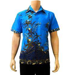 Model baju Batik Pria 2014