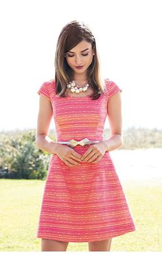 Just bought this pink Lilly Pulitzer dress for my bachelorette party!