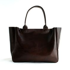 Heirloom Tote Oxblood, $279, now featured on Fab.
