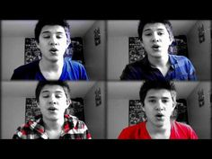 Mommy's Little Boy (one-man a cappella barbershop multitrack in HD) - Danny Fong