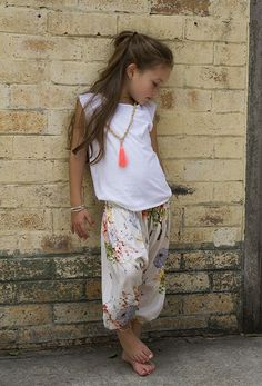 | Boho chic | too cute, all lil girls should dress like this 😊