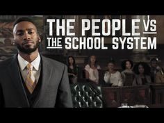 """I just bumped into this video called""""I just sued the school system"""". A video full of truth!"""