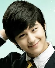Kim Bum: Boys before Flowers. Most adorable face..ever.