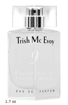 Trish McEvoy 'No. 9 Blackberry & Vanilla Musk' Eau de Parfum | Nordstrom