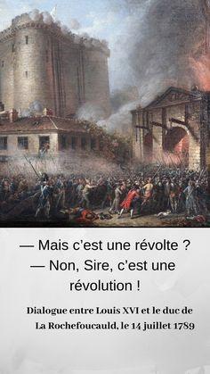 Quote Citation, Revolutions, Historical Quotes, Louis Xvi, Gratitude, Best Quotes, Knowledge, Culture, Fantasy