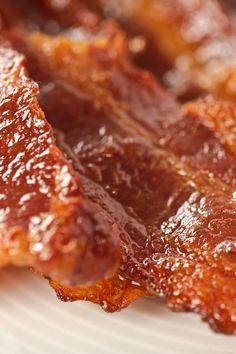Maple-Roasted Bacon