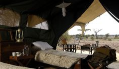 Our experienced Africa travel experts can create awesome tailor-made safaris to Africa. Call us to arrange your perfect Africa safari vacation or to book a superb safari holiday to Africa. Camping Table, Camping Chairs, Safari Bedroom, Kids Bedroom, Creepy Woods, Safari Holidays, Luxury Tents, Kilimanjaro, African Safari