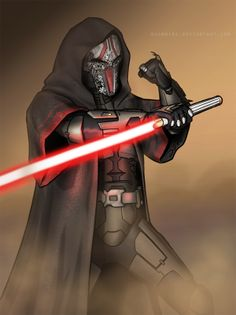 Darth Abaddon by Daennika